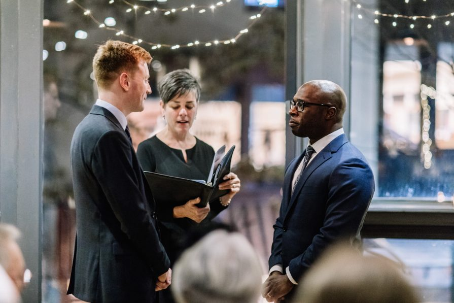 LGBTQ, wedding, Brittney Raine Photography