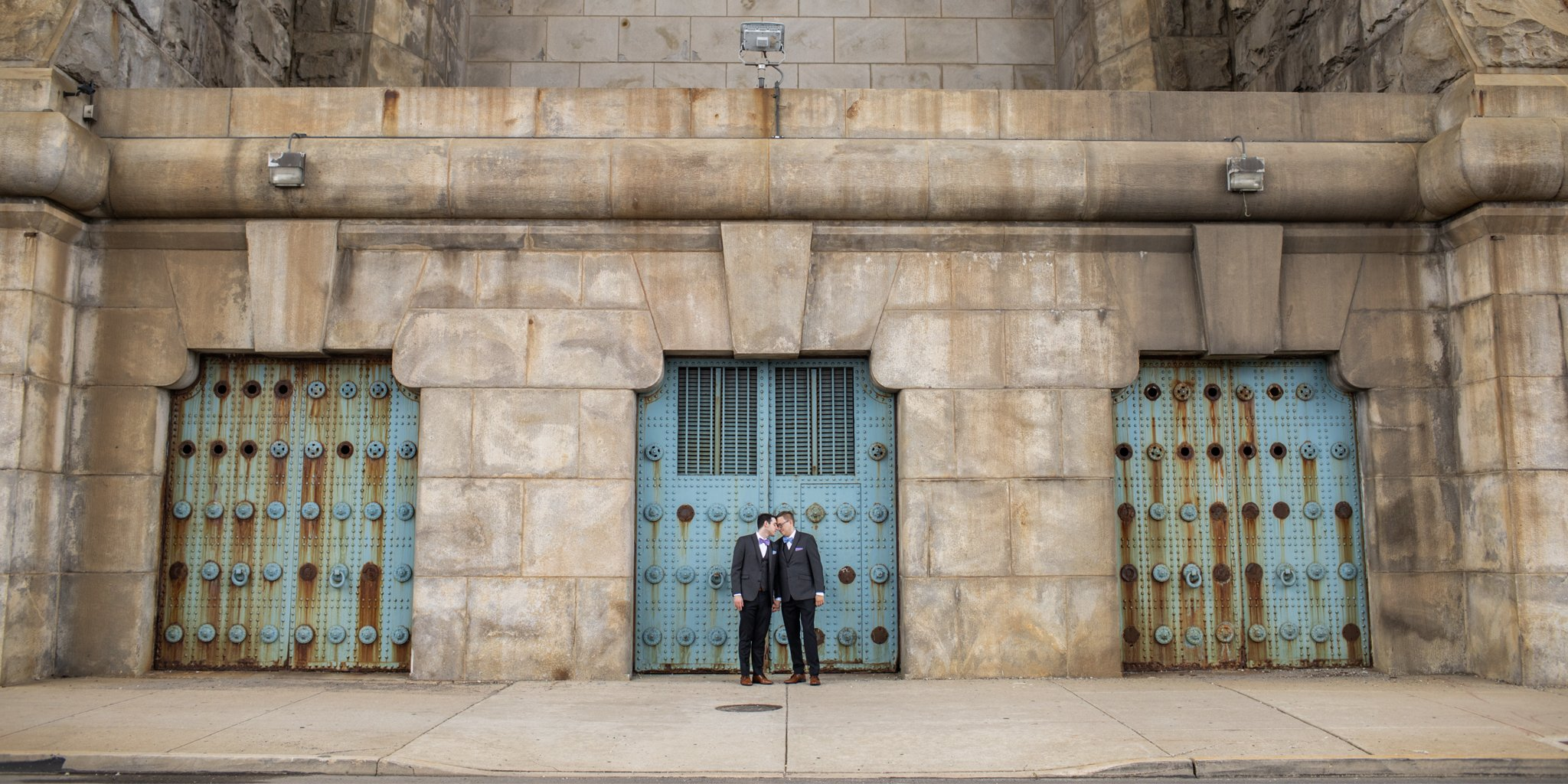 LGBTQ+, inclusive, wedding photographer, Philadelphia
