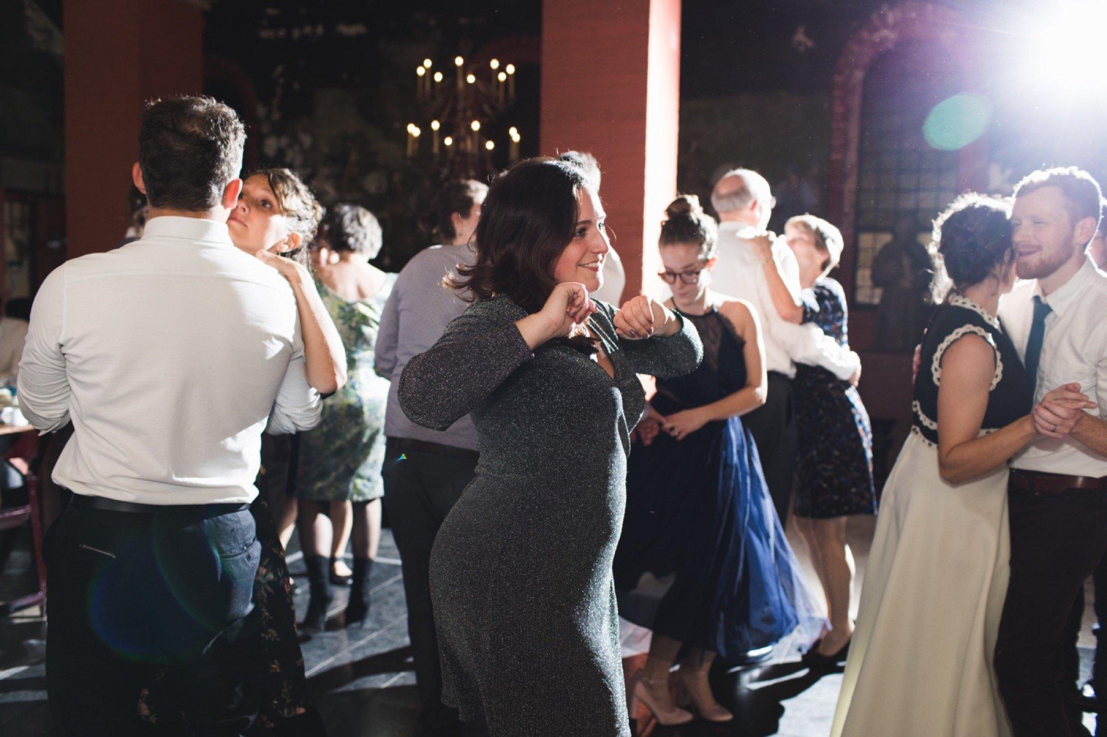 Fleisher Art Memorial, wedding, photography, reception, sanctuary, dancing