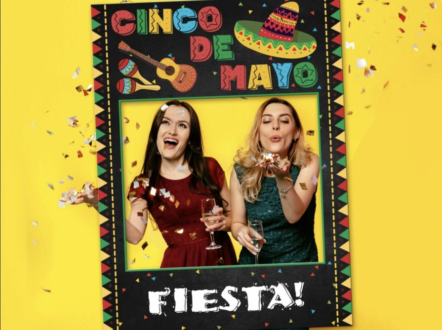 Cinco de Mayo, cultural appropriation, photo booth, diversity