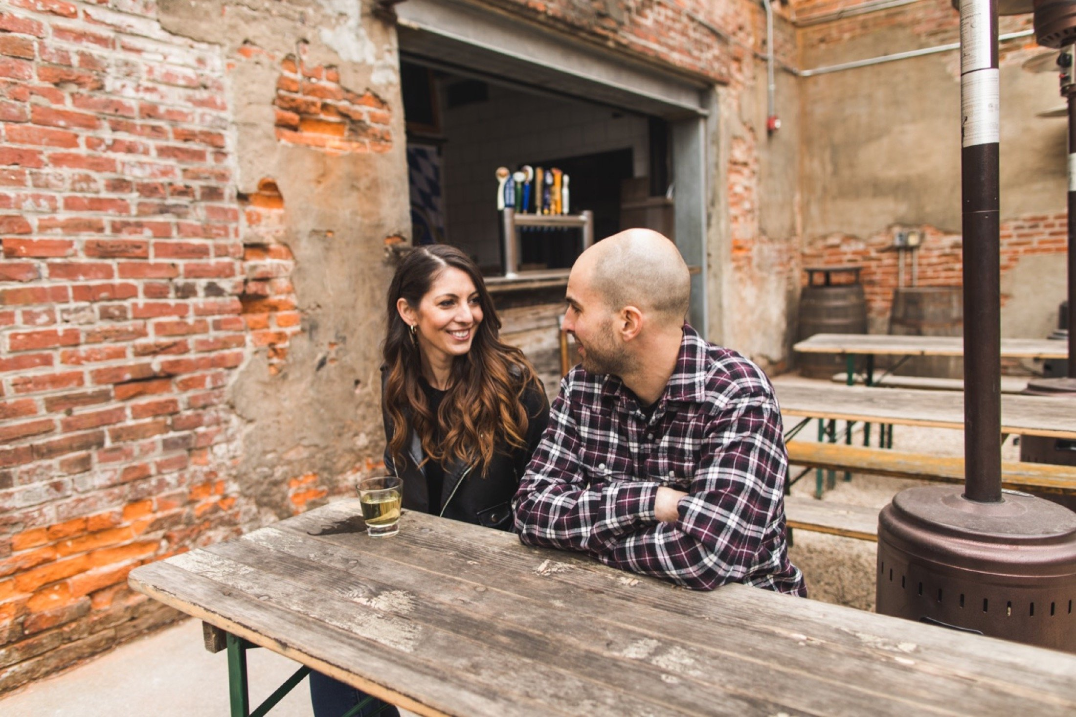 Frankford Hall, engagement, wedding, photography, Philadelphia