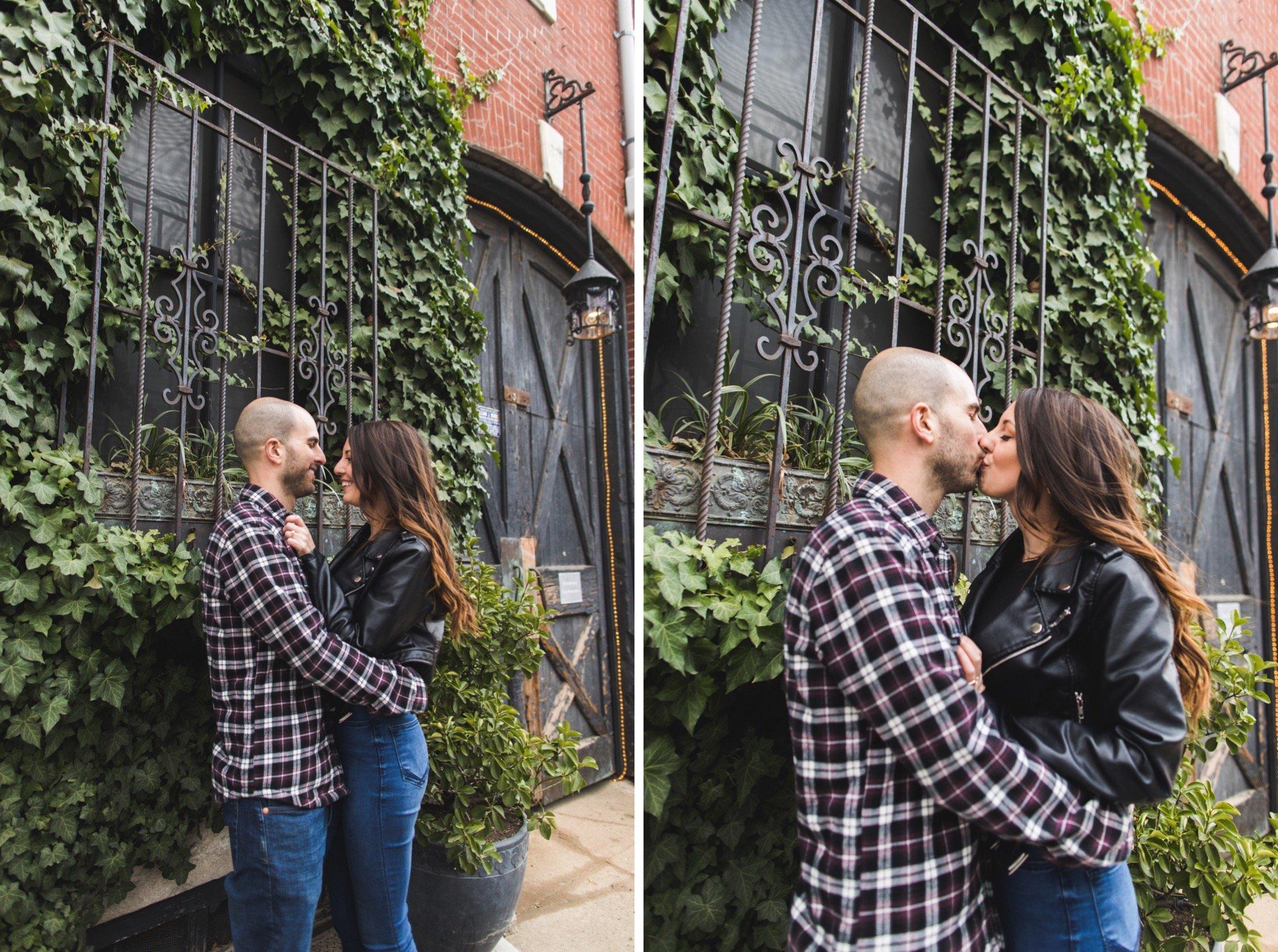 Frankford, Kensington, Philadelphia, engagement