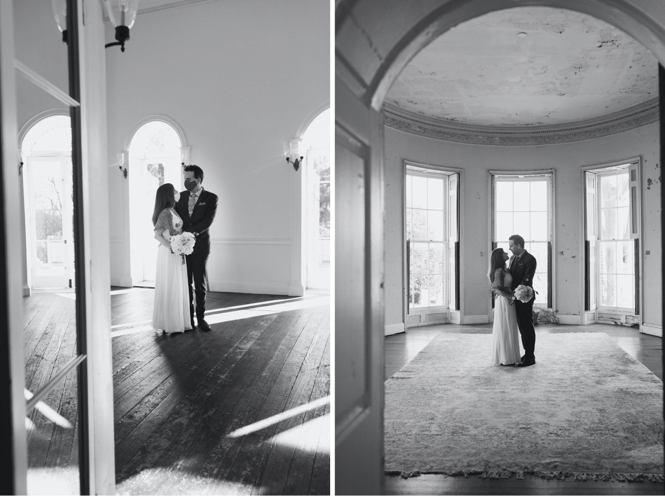 The Woodlands, Philadelphia, wedding, portraits, cemetery, mansion