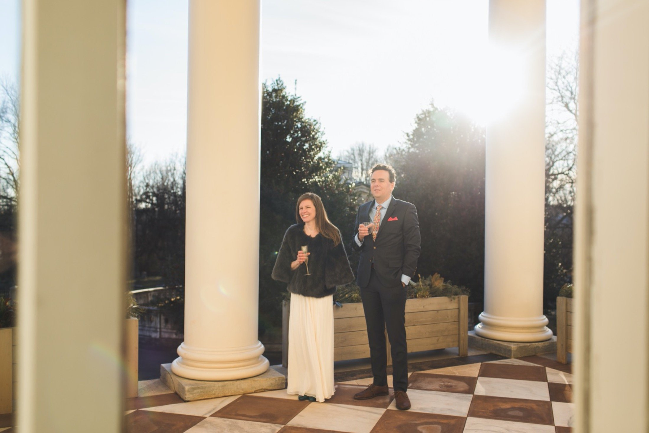 The Woodlands, wedding, Philadelphia
