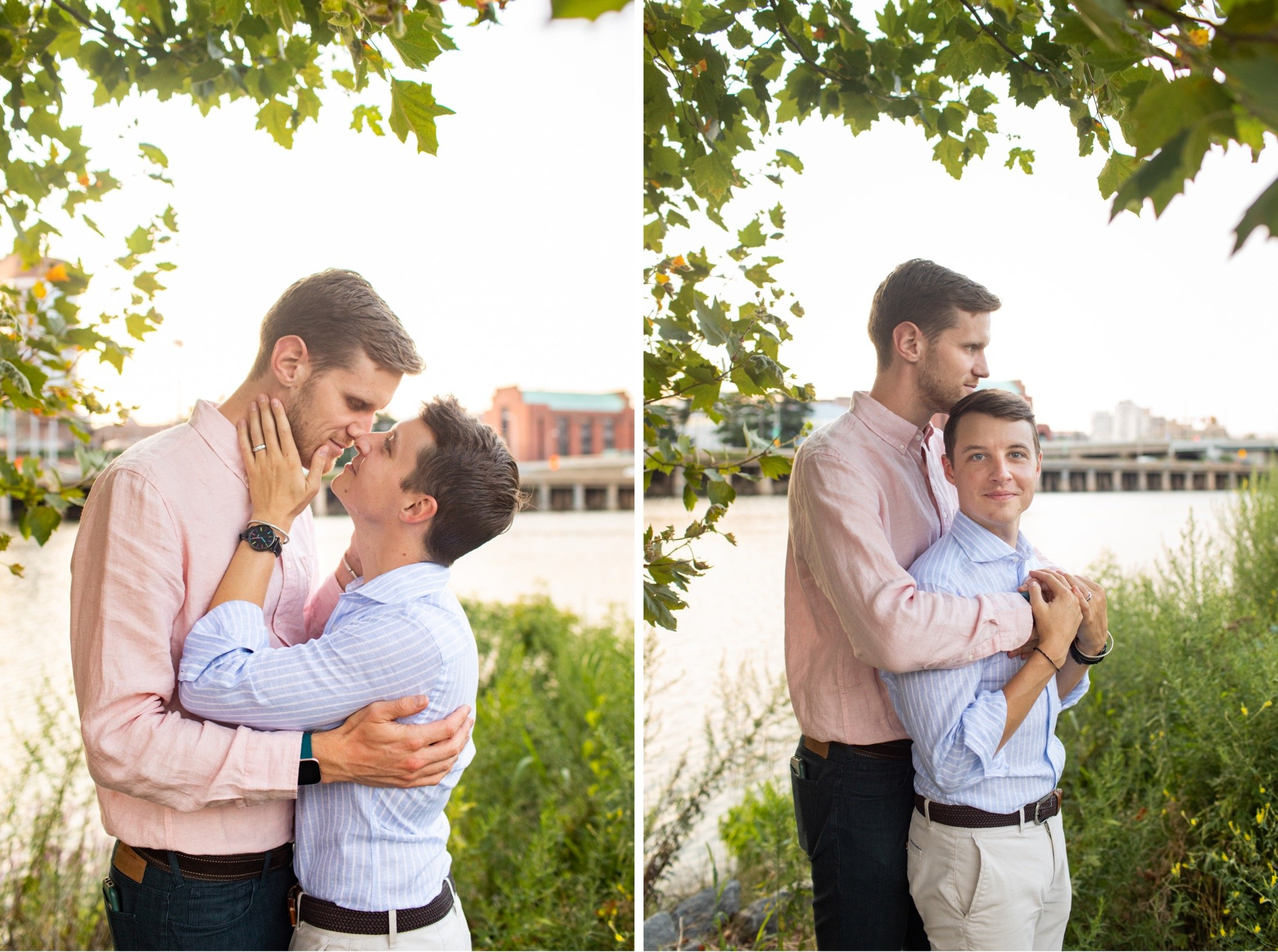 Schuylkill River Trail, Philadelphia, LGBTQIA+, engagement